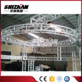 Factory Sale Fashionable Customized Circle Aluminum Truss Crank Stand