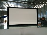 Per-Fixed Frame Projection Screen Customized Size 80′′ 100′′ 120′′ Curved