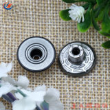 Custom Fashion Anti Plating Color Denim Metal Jeans Button
