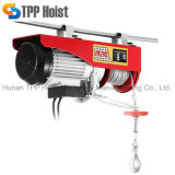 1000kg Portable Mini Wire Rope Motor Lift Electric Hoist PA1000 for Sale