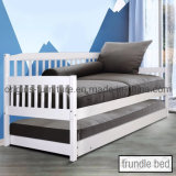 Wooden Timber Sofa Trundle Bed Frame