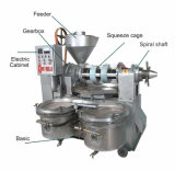 Combined Advanced Mediun Size 3 Step Integrated Spiral Oil Press