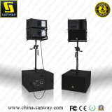 VR10&S30 2X15 Inch Professional Powered Speaker
