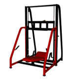 Commercial Gym Plate Loading Equipment Vertical Leg Press