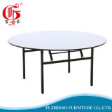 Foldable Round PVC Table Home Furniture Wedding Restaurant Hotel Banquet Table