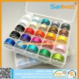 Colorful Pre-Wound Bobbins Thread