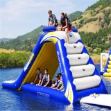 Inflatable Water Toys Wholesale Price Inflatable Triangle Water Slide Floating Water Slide Water Park Play Games