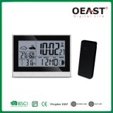 Weather Station with Radio Controlled Alarm Clock with Sensor Ot3070FC