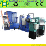 Used Water of Plastic Crushing Washing Recycling Machine Effluent Treatment Plant
