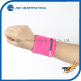 Soft Cotton Stretchy Wrist Sweatbands Indoor Outdoor Yoga Dance Exercise Fitness