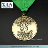 The Factory Wholesale Price of Zinc Alloy Metal Bronze Medal