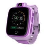 SIM 4G Network Q400 Waterproof Kids GPS Tracking Sports Tracker Wristwatch Smart Watch with Camera