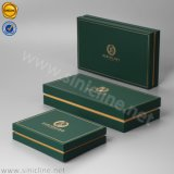 Sinicline Rigid Paper Custom Printed Gift Box for Wallets