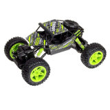 1: 18 Scale 4WD 2.4G R/C Plastic Shell Rock Climbing Car Electric Remote Control Big Foot Car