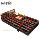 Vasia Commercial Indoor Trampoline Equipment