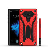 Tough Armor Note 9 Case with Reinforced Kickstand and Heavy Duty Protection and Air Cushion Technology for Samsung Note 9