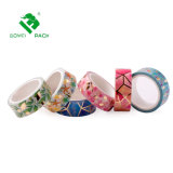 Hot Sell Japenese Paper Washy Tape DIY Decoration Stationery Tape