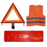 Reflective Safety Vest& Car Traffic Sign Warning Triangle (JMC-418D)