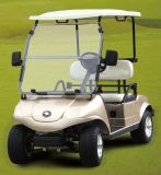 Basic Golf Cart 2 Seater Utility Vehicle Used in Golf Course