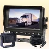 Bicycle Rearview Monitor and CCD Mounted Camera (RV Backup System)