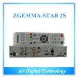 Zgemma-Star 2s Twin Tuner DVB-S2+S2 Satellite Receiver