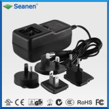 100-240V AC 12V 2A Multiple DC Switching Power Adapter