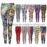 Custom Cheap Sublimation Women Legging (ELTLGJ-1)