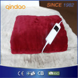 Qindao Soft Fleece Electric Over Blanket with Temperature Thermostat