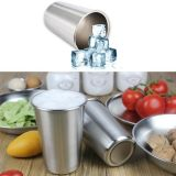 16 Oz Stainless Steel Beer Mug