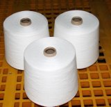 Bright Raw White Polyester Yarn for Sewing