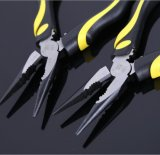 Inslated Sharp-Nose Pliers, Mini Multi-Function Nipper Pliers for Electrician