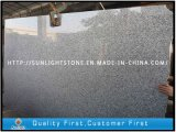 Cheap Natural G623 Padang Light Grey Granite Concrete Slabs for Paving/Garden