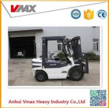 2.5ton Cheap Diesel Forklift 5meters for Sale in Dubai
