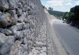 Twisted Wire / Woven Wire Gabions/Gabion Gravity Retaining Wall (XM-16)