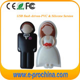 8GB Custom Promotional Wedding Gifts USB Flash Drive