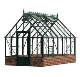 Professional Design Aluminum Alloy Frame and Glass Sun Room (TS-617)