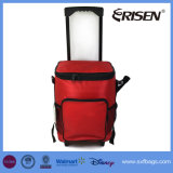 Wholesale Outdoor Picnic Shopping Insulated Rolling Trolley Cooler Bag