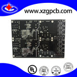 Middle Tg Tg150 Immersion Gold PCB with Black Solder Mask