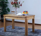 Solid Wooden Dining Table Living Room Furniture (M-X2388)