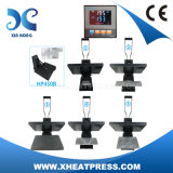 First Quality T-Shirt Clam Heat Transfer Machine