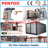 2016 High Quality Powder Coating Line for Industrial Area