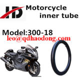 Professional Butyl Inner Tube Factory 300-18 for Motorcycle