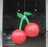 Inflatable Cute Cherry Model with Customized Size