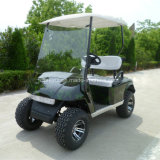 2+2 Seat (off-road tires) Steam Jeep Color Golf Cart