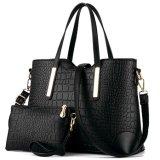 European Style Las Tote Bag Leather Handbag With Capacity