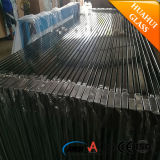 12mm Good Polish Edge Toughened/Tempered Laminated Building Glass Price for Balcony Fence and Swimming Pool Fence
