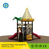 Custom Newest Design Favorable Price Castle Outdoor Playground Sets