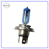 P43t or P45t Quartz Glass H4 Super White Automotive / Auto Halogen Lamp