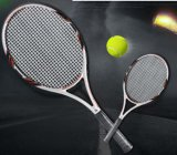 High Quality One-Piece   Graphite&Aluminum Alloy Tennis Racket