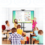 Multi-Touch Digital Smart Education Windows System Computer Interactive White Board for Multi-Media Classroom